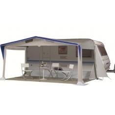 Tenda veranda Aurora blu tg.2 6.80 - 7.10  NOVA