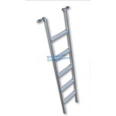 Scaletta in alluminio 1500x280