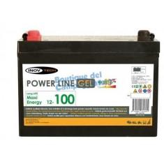 Batteria Gel di 100 Ah