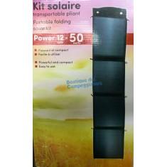 Pannello solare portatile 50W