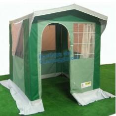 Cucinino Nova 200x150 Modello esclusivo con finestra colore Verde Grigio
