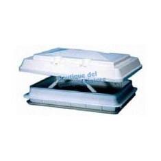 Oblò 500x500 mm bianco apribile in materiale