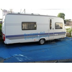 Roulotte Hobby Excellent 540 WLU
