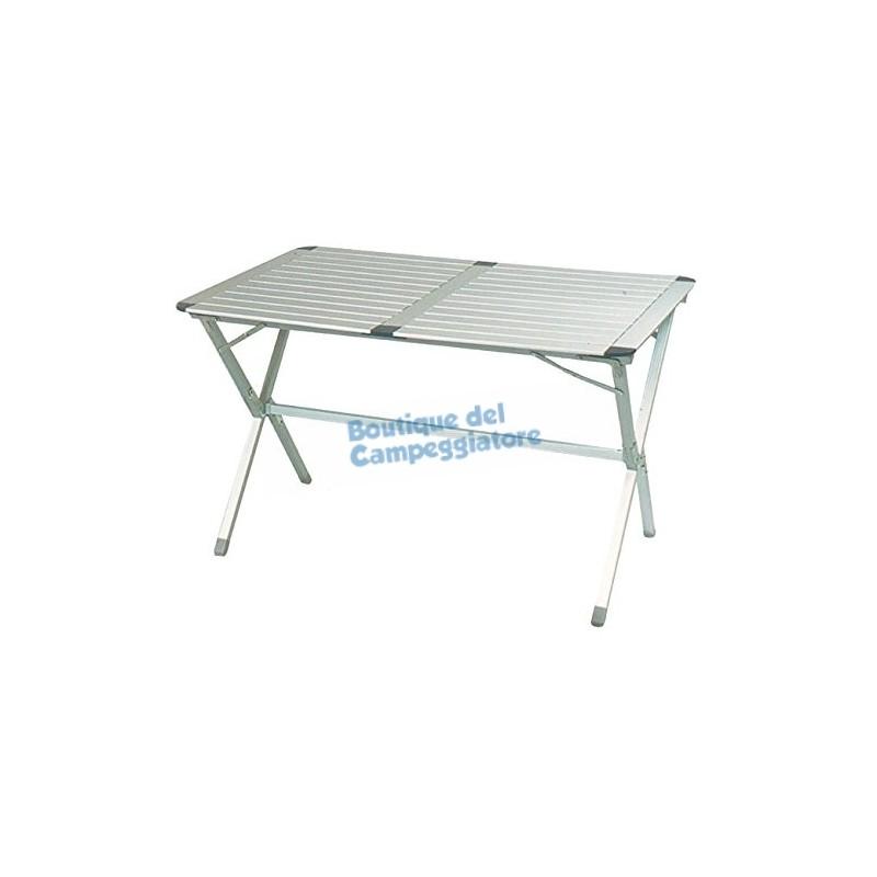 Tavoli Alluminio Pieghevoli Usati.Tavolo Scoprega Alluminio Pieghevole Evo 110 Nd
