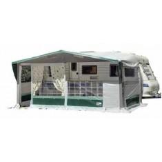 Tenda veranda Aurora verde tg. 5 7,70 - 8,00 nova