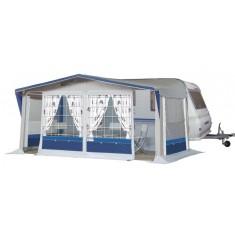 Tenda veranda Aurora blu tg. 5 7,70 - 8,00 nova