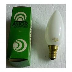 3 lampadine e14 60w 220v astor