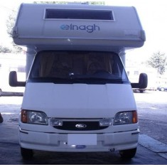 Camper usato mansardato Elnagh Doral 114 - posti letto 7