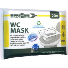 Copri Wc Igienico Biodegradabile 5 Confezioni