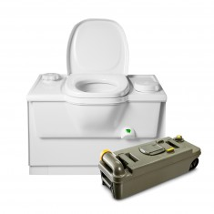 Toilette a Cassetta  C3  thetford
