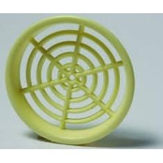 Griglie Circolari per Aeratore70mm Colore Avorio