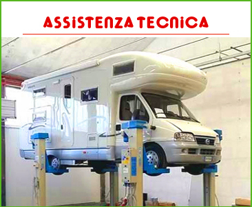 ASSISTENZA E OFFICINA